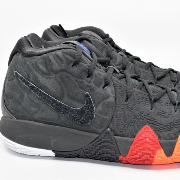 huge selection of fc41c 42b80 Nike Kyrie 4 Year of the Monkey Anthracite Black